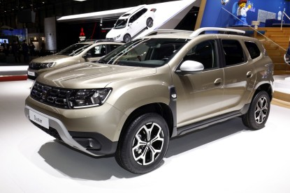 dacia stepway advance 2018 nouvelle s rie limit e au salon de gen ve dacia auto evasion. Black Bedroom Furniture Sets. Home Design Ideas