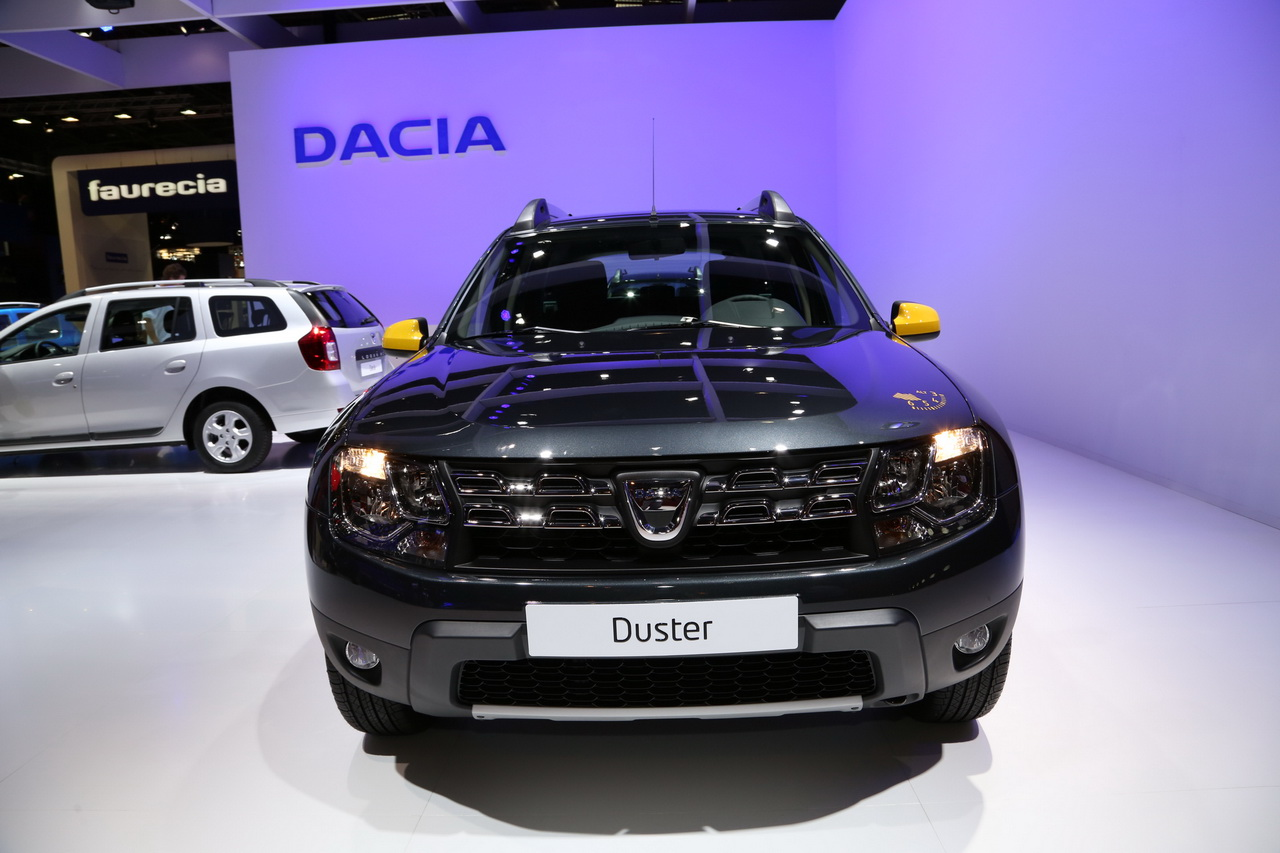 dacia duster air une s rie sp ciale au look baroudeur photo 12 l 39 argus. Black Bedroom Furniture Sets. Home Design Ideas