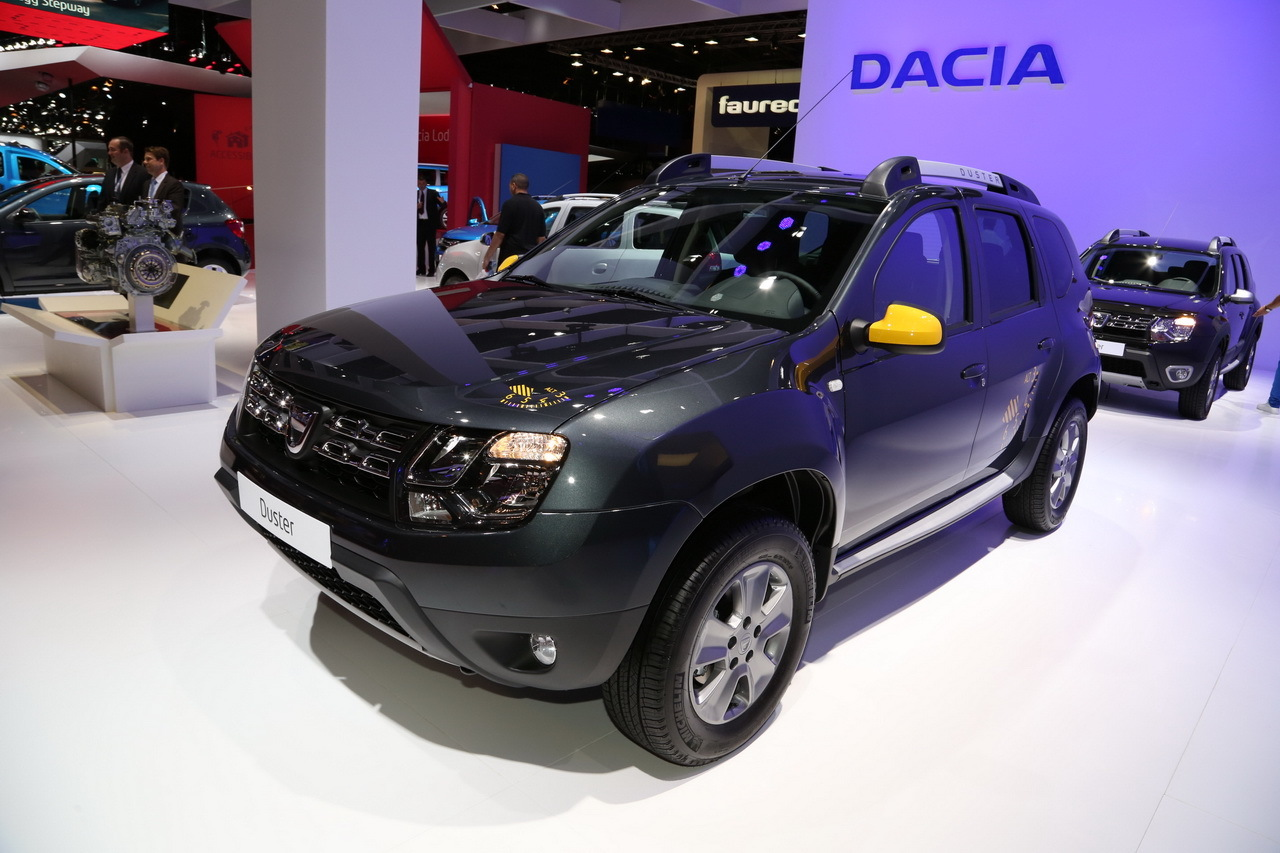 dacia duster air une s rie sp ciale au look baroudeur photo 13 l 39 argus. Black Bedroom Furniture Sets. Home Design Ideas