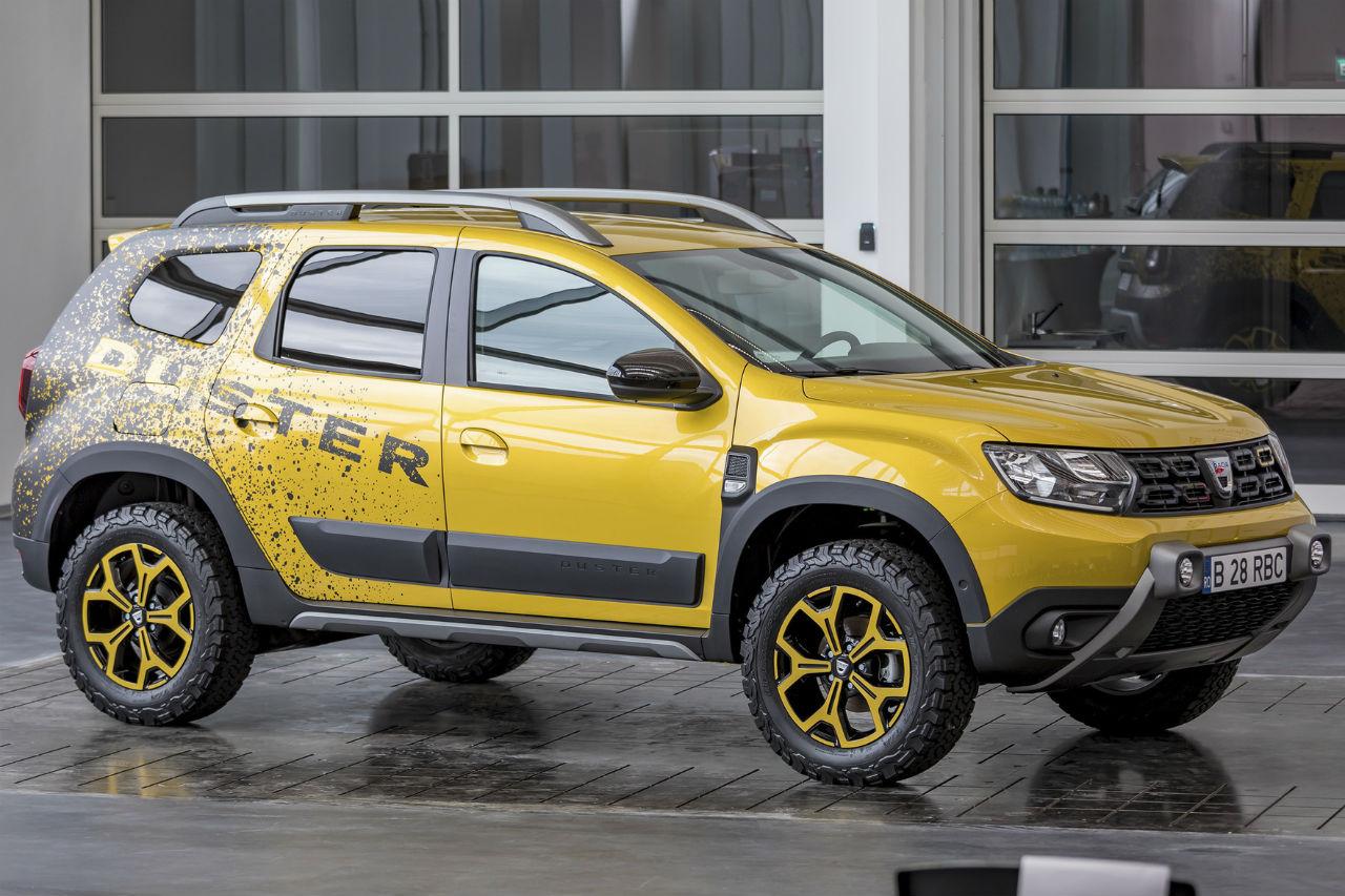 Dacia Duster: un modèle exclusif créé en Roumanie