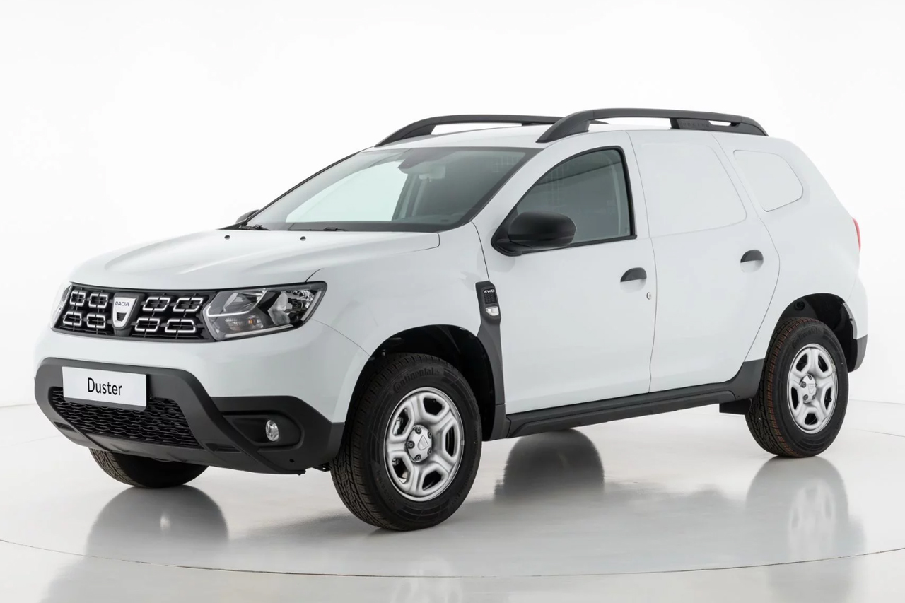 dacia duster fiskal le duster d clin en utilitaire t l. Black Bedroom Furniture Sets. Home Design Ideas