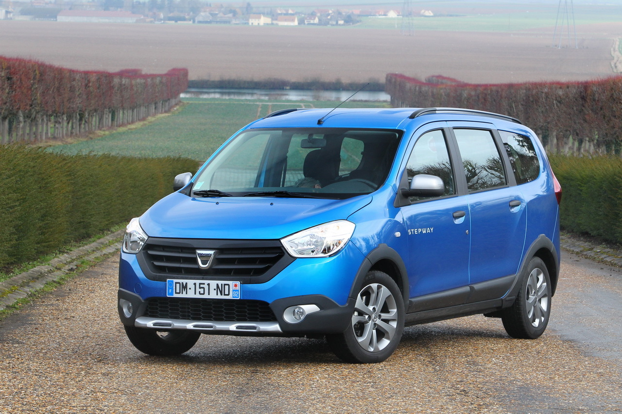 essai dacia lodgy stepway le duster sept places photo 1 l 39 argus. Black Bedroom Furniture Sets. Home Design Ideas