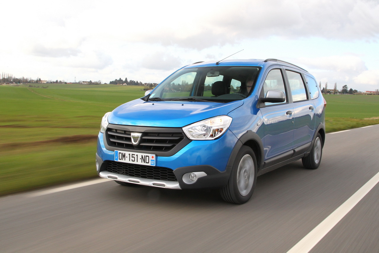 essai dacia lodgy stepway le duster sept places photo 5 l 39 argus. Black Bedroom Furniture Sets. Home Design Ideas