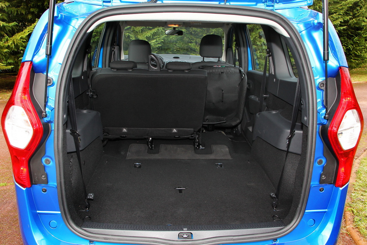 essai dacia lodgy stepway le duster sept places. Black Bedroom Furniture Sets. Home Design Ideas