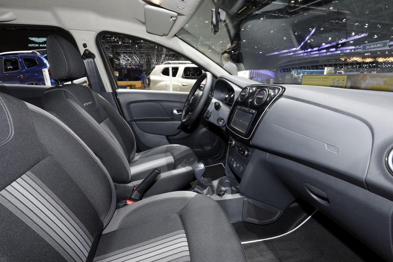 Dacia Stepway Advance 2018. Nouvelle série limitée au ...