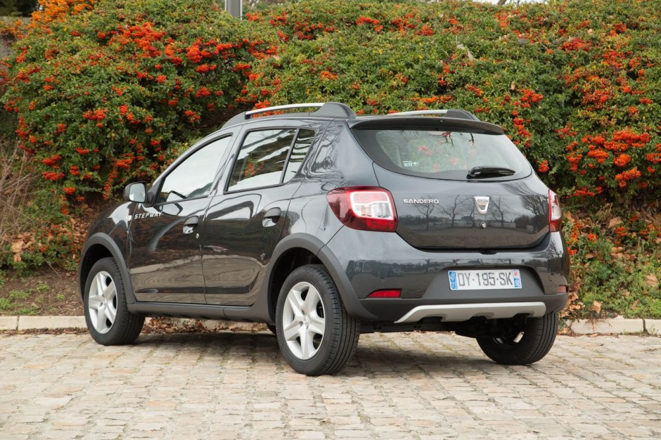 essai dacia sandero stepway tce 90 easy r pas vraiment un progr s photo 4 l 39 argus. Black Bedroom Furniture Sets. Home Design Ideas
