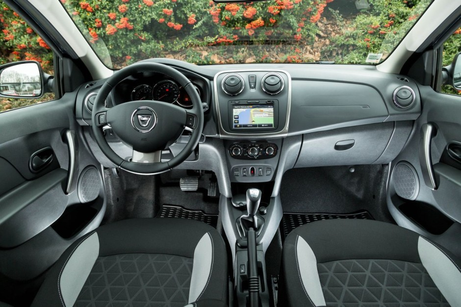 essai dacia sandero stepway tce 90 easy r pas vraiment un progr s photo 3 l 39 argus. Black Bedroom Furniture Sets. Home Design Ideas