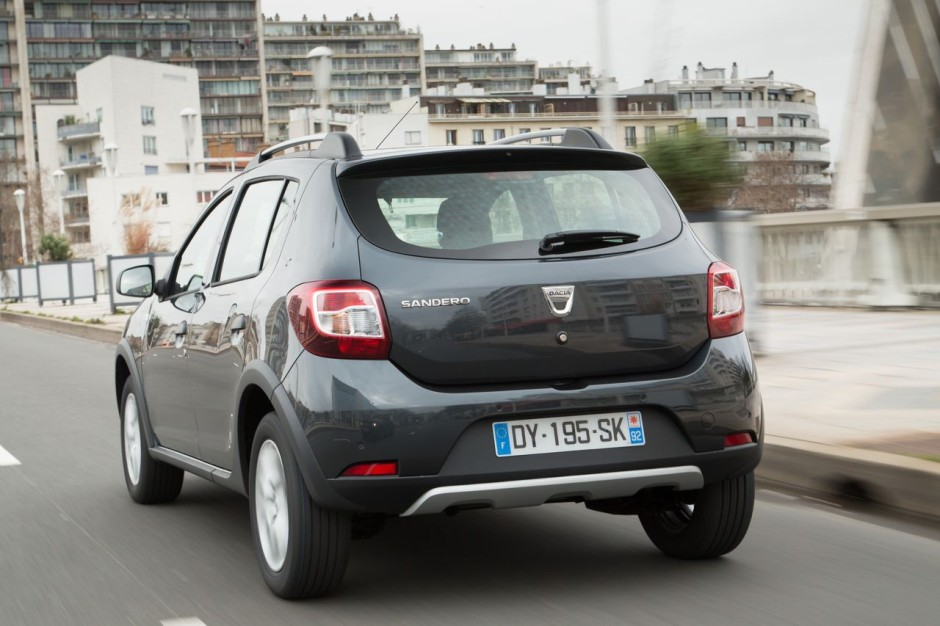 essai dacia sandero stepway tce 90 easy r pas vraiment un progr s photo 7 l 39 argus. Black Bedroom Furniture Sets. Home Design Ideas