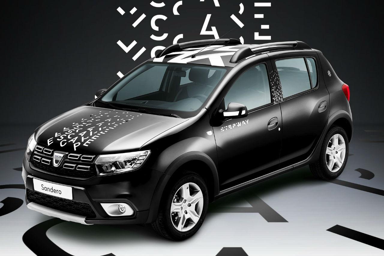 Range Rover A Vendre >> Dacia Sandero Stepway Escape : prochaine série très limitée pour 2019 - Photo #1 - L'argus