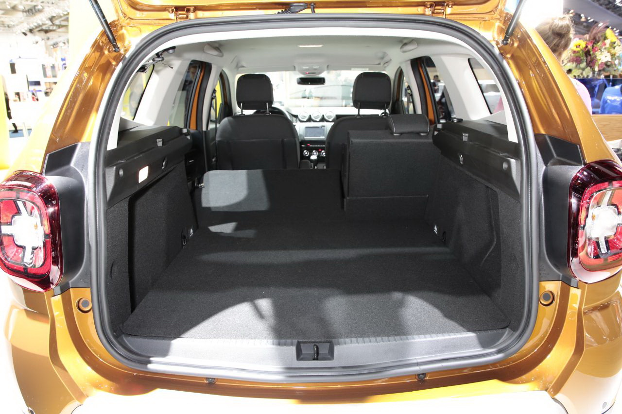 volume coffre duster dusterteam forum dacia duster 4x4 suv crossover les voitures de location. Black Bedroom Furniture Sets. Home Design Ideas
