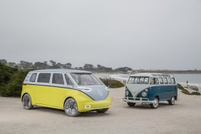 Volkswagen I.D. BUZZ T1 Bulli Bay windows