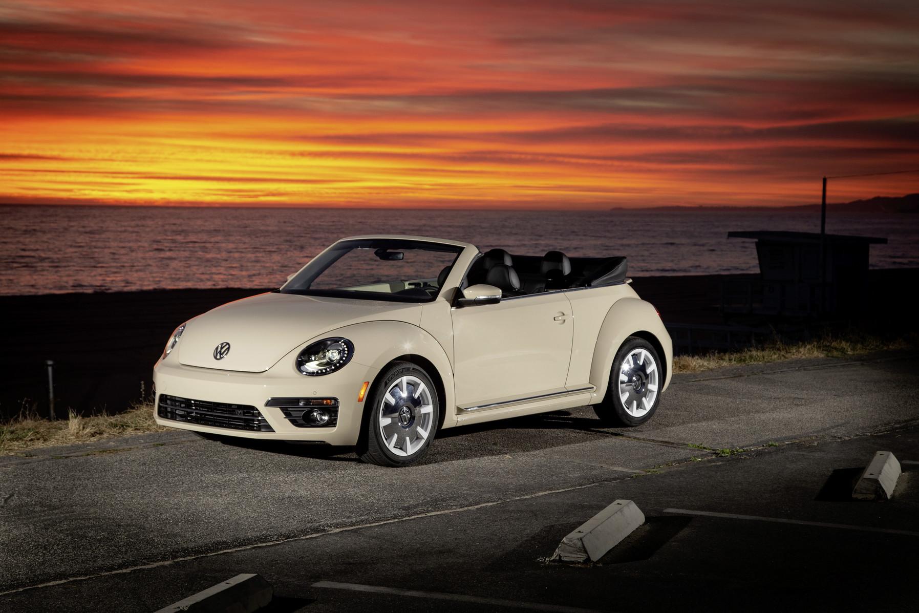 Volkswagen Beetle Final Edition : clap de fin pour la Coccinelle