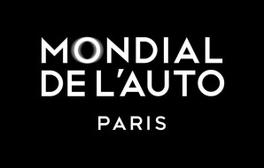 Mondial Auto Paris Edition 2018 Logo Automobile Motor Show