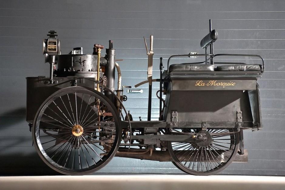 top des records automobiles les plus dingues du monde la plus ancienne voiture roulante du. Black Bedroom Furniture Sets. Home Design Ideas