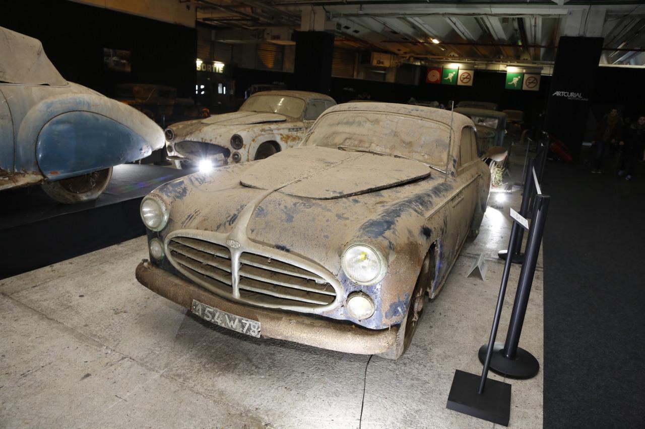 r tromobile la delahaye 235 de la collection baillon vendue 83 440 voitures anciennes. Black Bedroom Furniture Sets. Home Design Ideas