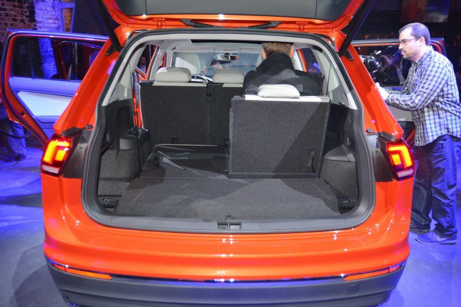 volkswagen tiguan allspace notre avis sur le tiguan 7 places photo 7 l 39 argus. Black Bedroom Furniture Sets. Home Design Ideas