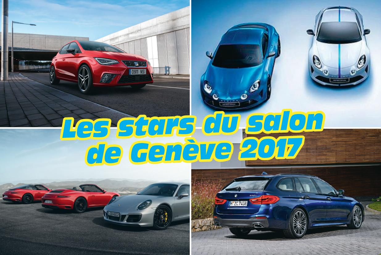 Salon de gen ve 2017 d couvrez toutes les stars for Salon de l emploi 2017