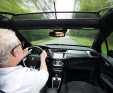 au volant de la DS3 Cabrio 2016