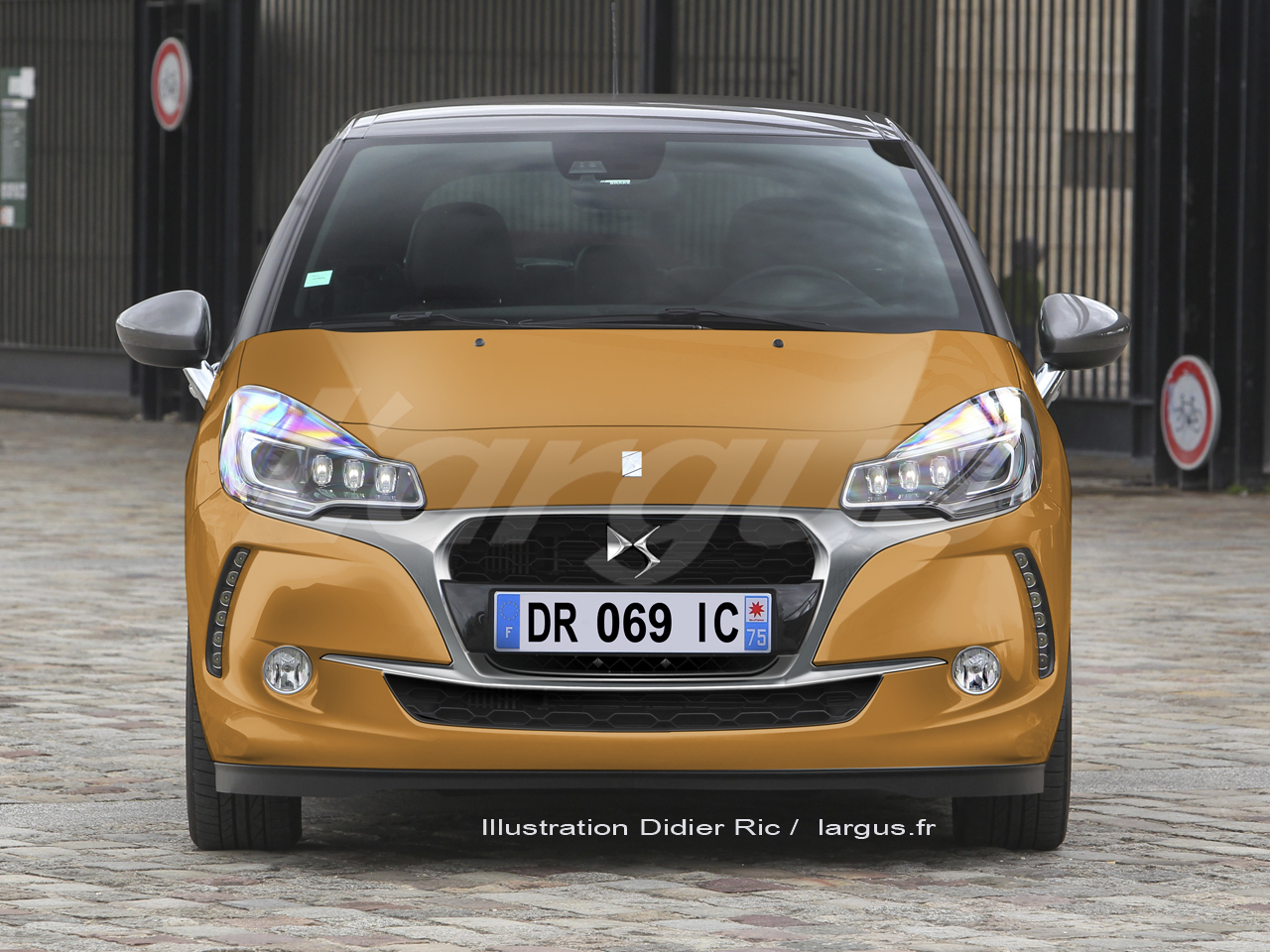 2016 DS Automobiles DS 3 facelift 30