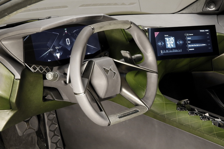 ds7 crossback 2017 infos sur le futur suv premium de ds photo 7 l 39 argus. Black Bedroom Furniture Sets. Home Design Ideas