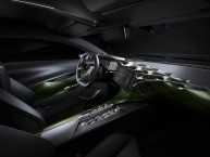 DS E-TENSE. Images exclusives d'un habitacle haute couture