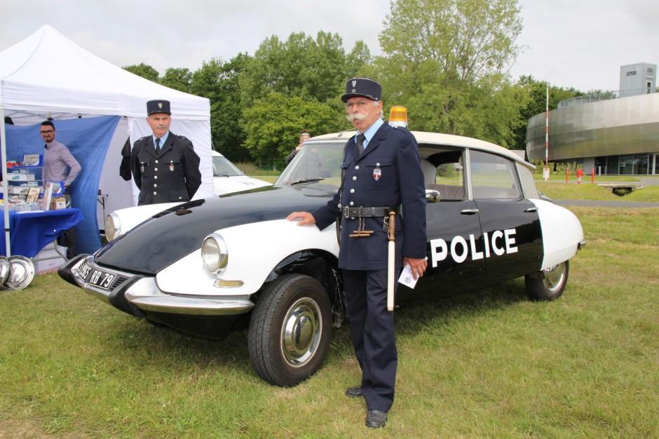 [Photos] Les citroen de la police Ds-week-montlhery-44