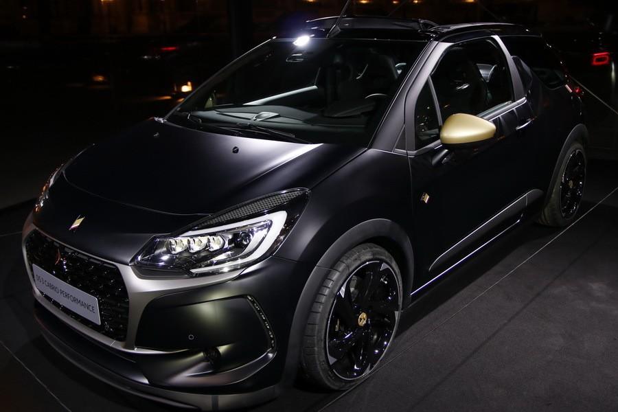 nouvelle ds3 2016 la version ds3 performance dans le d tail nouvelle ds3 performance cabrio. Black Bedroom Furniture Sets. Home Design Ideas