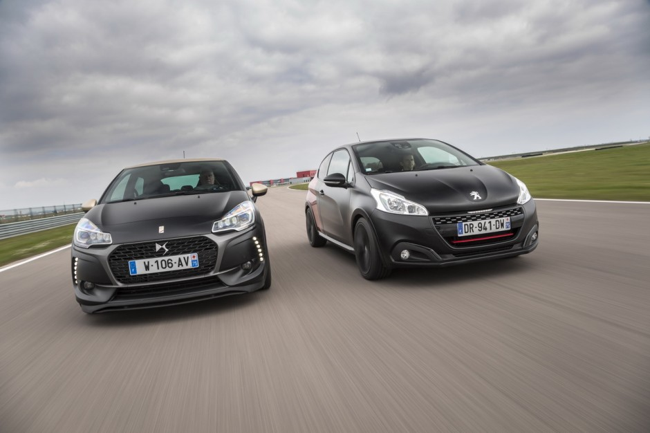 essai comparatif la ds3 performance d fie la 208 gti peugeot sport photo 47 l 39 argus. Black Bedroom Furniture Sets. Home Design Ideas