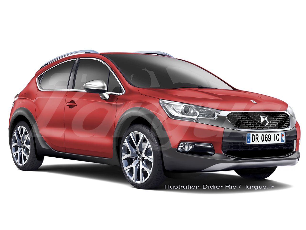 Ds4 Restyl 233 E 2015 Ds Pr 233 Pare Une Myst 233 Rieuse Version