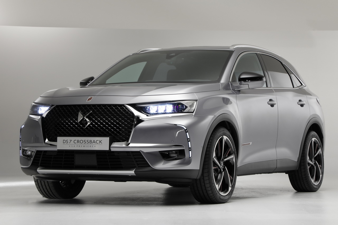 ds7 crossback 5 toiles au crash test euro ncap 2017 photo 1 l 39 argus. Black Bedroom Furniture Sets. Home Design Ideas