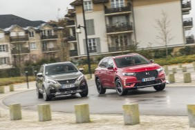 DS7 Crossback Performance Line + vs Peugeot 3008 GT