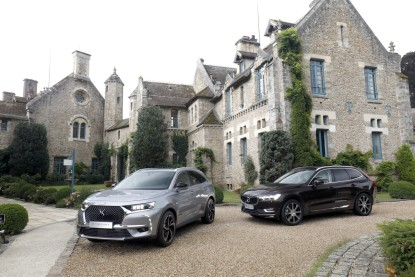 ds7 crossback vs volvo xc60 2017 premier match en vid o ds auto evasion forum auto. Black Bedroom Furniture Sets. Home Design Ideas