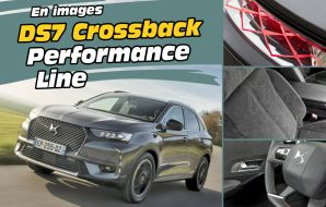 En images. DS7 Crossback Performance Line, la version Sport de la DS7