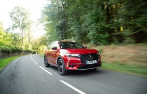 test ds7 crossback