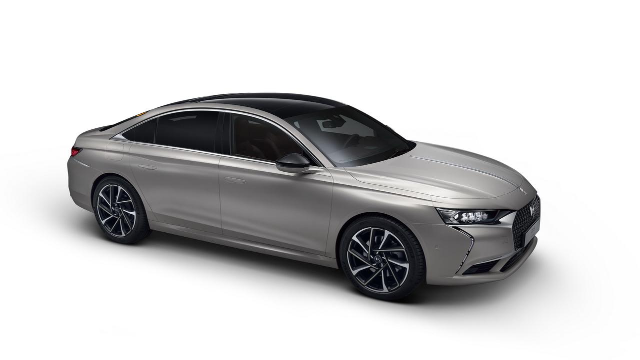 DS Automobiles DS 9 (2020) 4