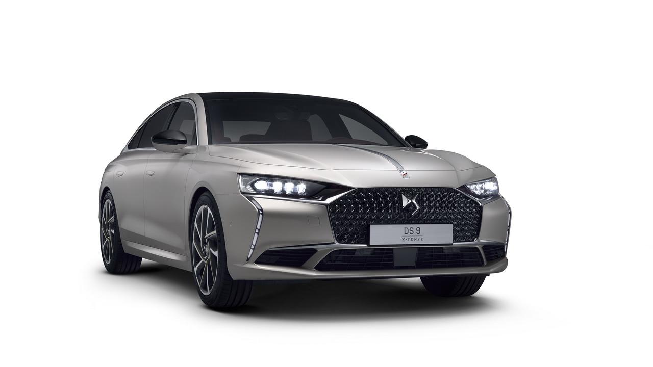 DS Automobiles DS 9 (2020) 3