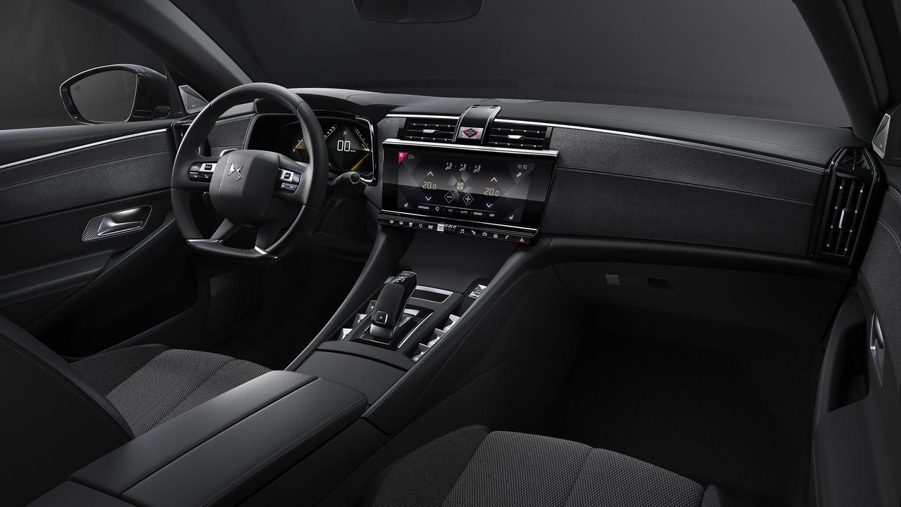 DS Automobiles DS 9 (2020) 8