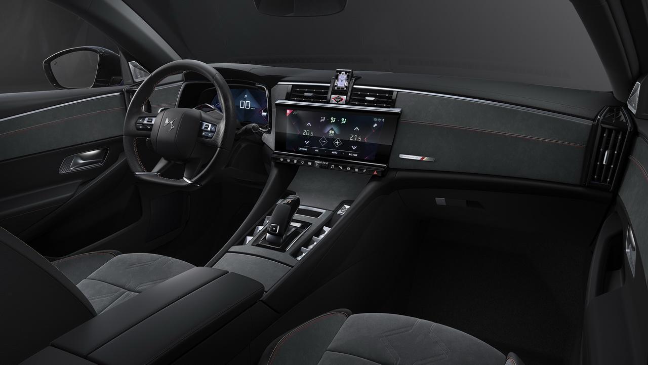 DS Automobiles DS 9 (2020) 10