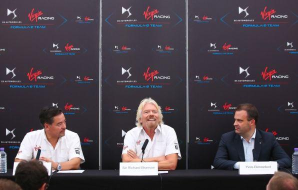 Virgin Racing_DS_partenariat Formula E