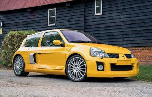 Renault Clio V6 Phase 2 2005