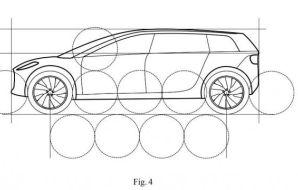 Dyson brevet véhicule électrique SUV