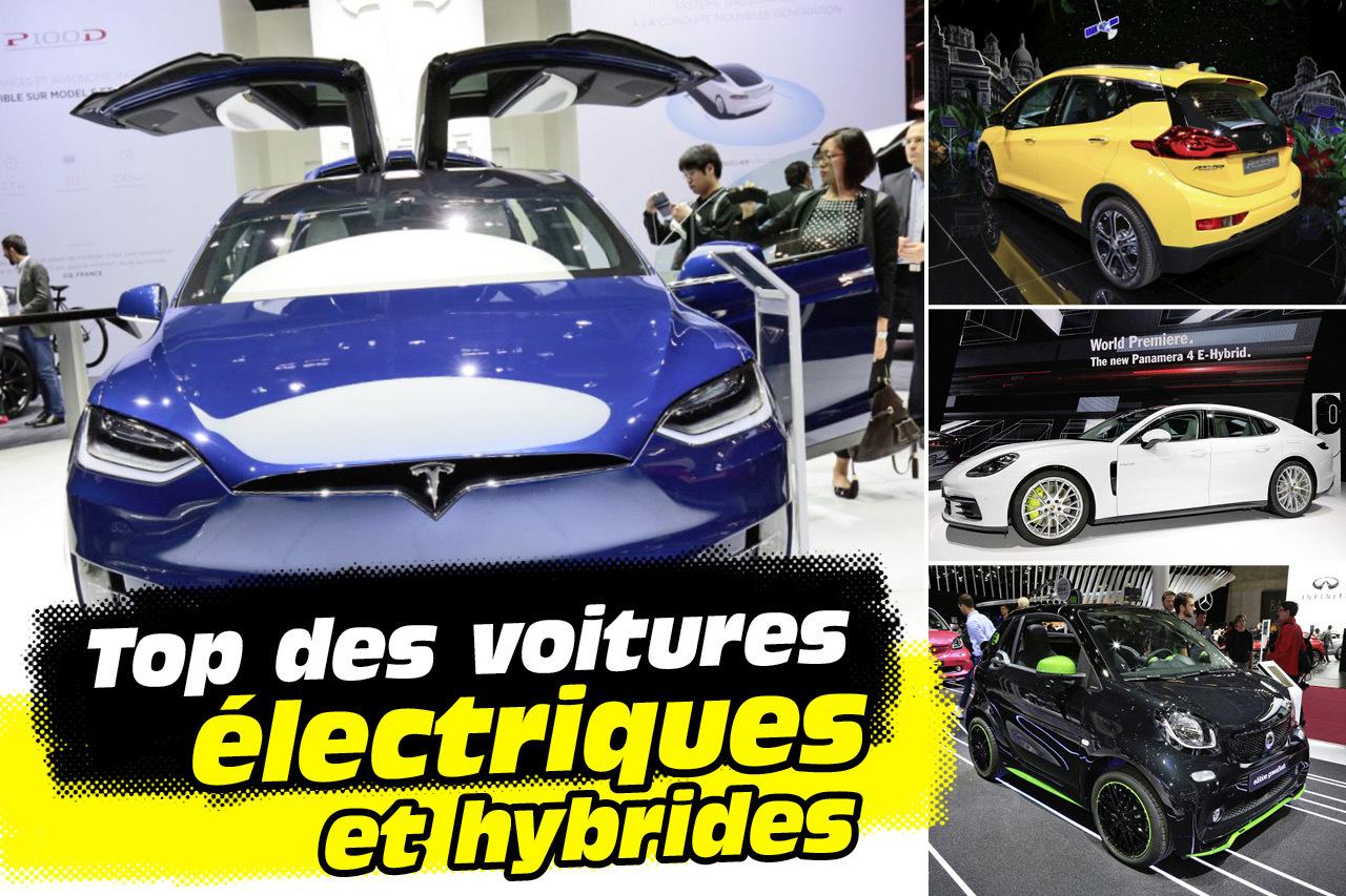 le top des voitures hybrides et lectriques le top des voitures lectriques et hybrides du. Black Bedroom Furniture Sets. Home Design Ideas