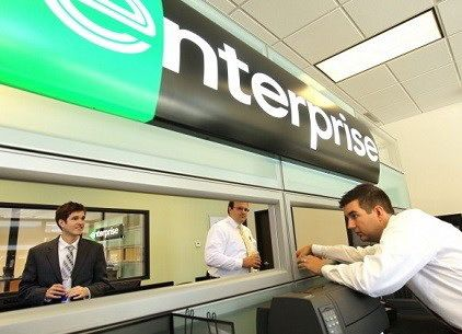 Enterprise Rent-A-Car ach�te 60 % de ses v�hicules � � risques �