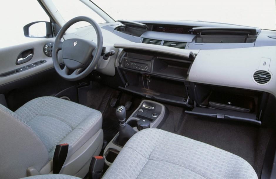 Saga renault espace retour sur 35 ans d 39 histoire for Renault espace 4 interieur