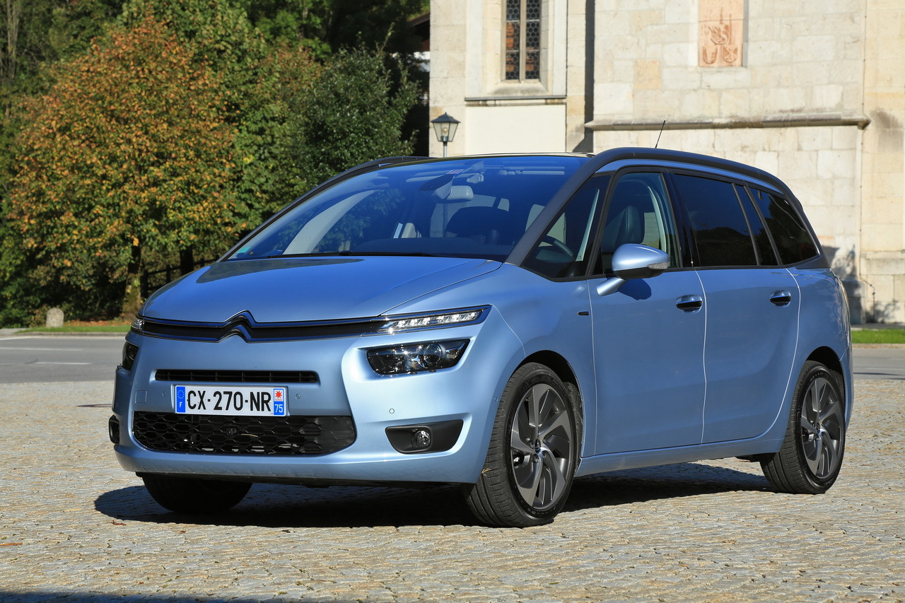 essai du citro n grand c4 picasso 2 0 bluehdi de 150 ch 2013 l 39 argus. Black Bedroom Furniture Sets. Home Design Ideas