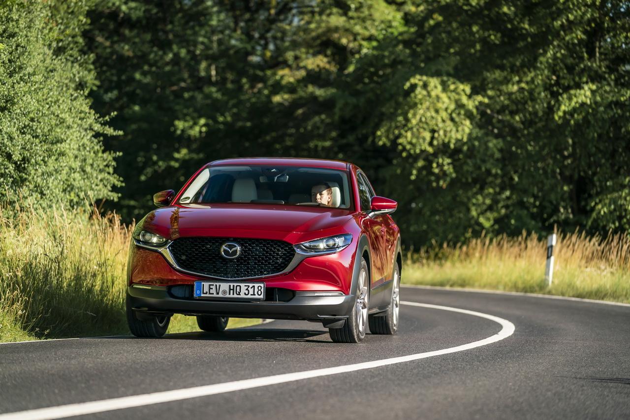 Essai Mazda CX-30 (2019) : notre avis sur le nouveau SUV Mazda