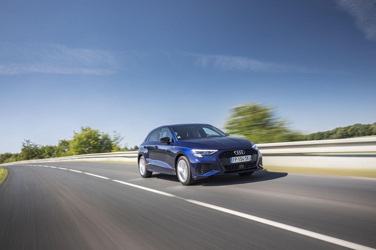 Essai Audi A3 Sportback (2020) : notre avis sur la nouvelle A3