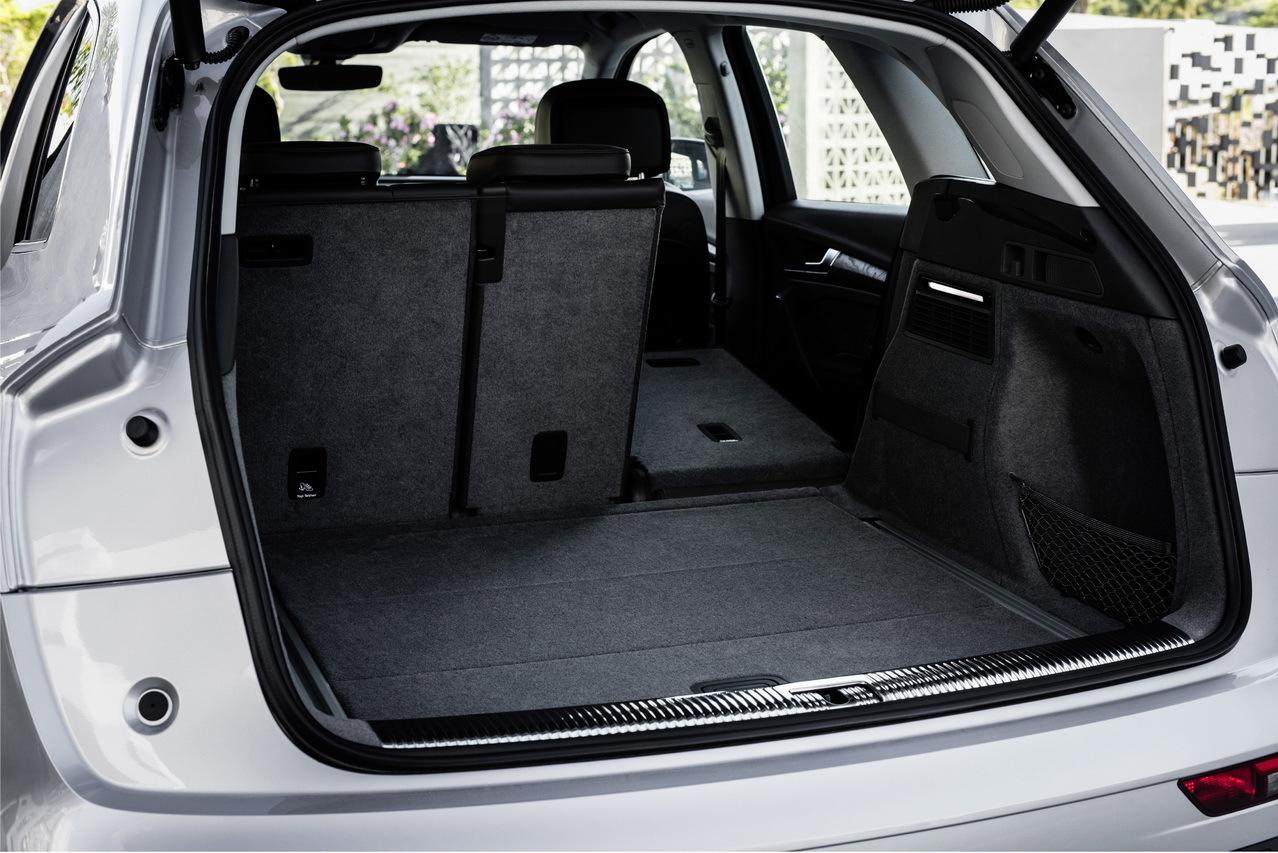 Audi Q5 II : les photos des premiers essais du nouveau Q5 ...