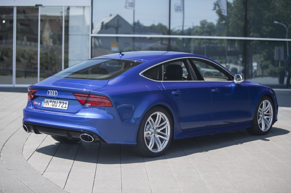 essai audi rs7 sportback 2013 photo 9 l 39 argus. Black Bedroom Furniture Sets. Home Design Ideas