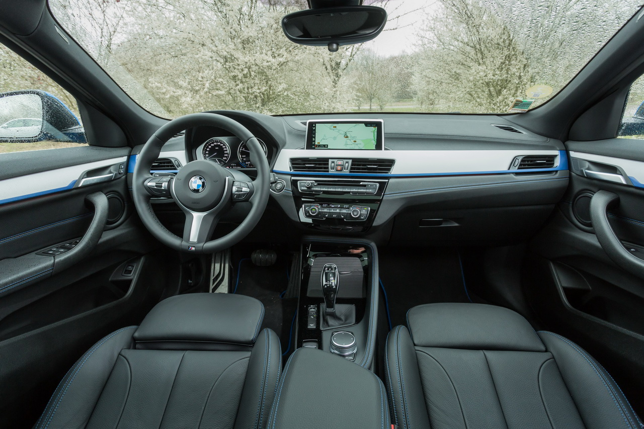 essai comparatif le bmw x2 20d d fie le jaguar e pace d180 photo 27 l 39 argus. Black Bedroom Furniture Sets. Home Design Ideas
